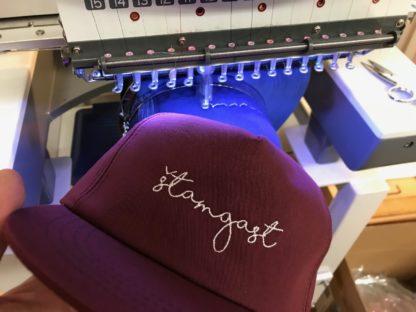 Výšivky čepic