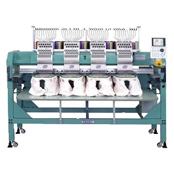 Monkeyprint.cz -technologické zázemí - profesionální strojní výšivky do textilu