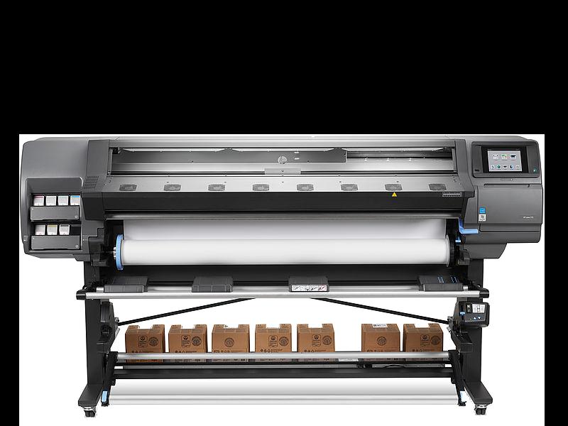 Monkeyprint.cz - technologické zázemí - latexový tisk